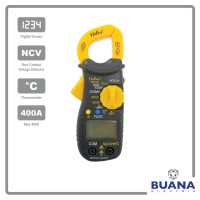 Tang Ampere Digital - Digital Clamp NCV Avometer AC/DC - HELES 3803N