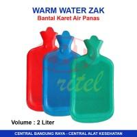 Warm Water Zak - Bantal Karet Air Panas