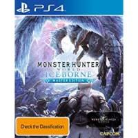 PS4 Monster Hunter World: Iceborne Master Steelbook Edition (R2)
