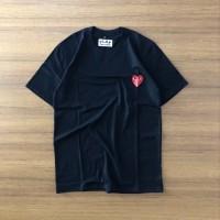 Kaos - Baju - Tshirt Play Cdg Original
