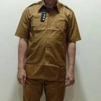 seragam dinas pemda pdh pemda pria kemeja pria baju khaki pria