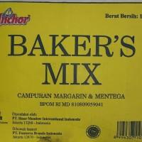 Mentega Anchor Baker Mix/Anchor Butter Mix 250 gr/500 gr/1000 gr