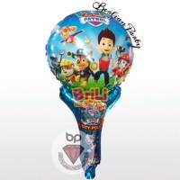 Balon foil pentungan / Balon foil pentung POW PATROL