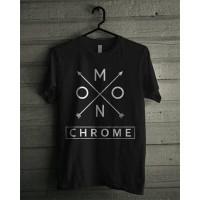 Kaos Monokrom, TShirt Monokrom, Baju Monokrom, Monokrom Edition Pria