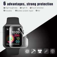 Apple Watch 5 Series 40MM 44MM Anti Gores Screen Protector Hydrogel