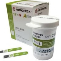 auto check uric acid