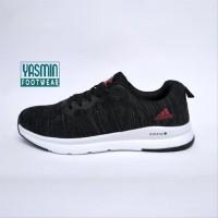 Sepatu Golf Adidas Climacool Pria. Sepatu Sekolah Hitam Polos Import.