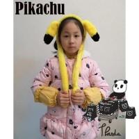 Dijual Bando Telinga Gerak Kelinci Pikachu Cosplay Kpop/ Bunny Dance