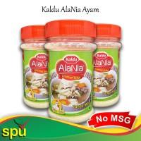 Kaldu AlaNia Ayam 150gr - Kaldu Sehat Non MSG - Kaldu MPASI