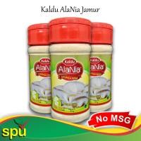 Kaldu AlaNia Jamur 80gr - Kaldu Sehat Non MSG - Kaldu MPASI