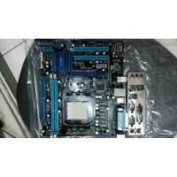 Paket Prosesor AMD Phenom II X2 555 bundling motherboard Asus