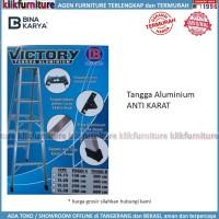 Tangga Aluminum 250 2,5m 2.5 meter VICTORY