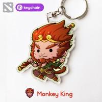 Gantungan Kunci / Keychain Dota 2 - Monkey King