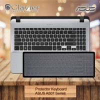 Keyboard Protector Cover Asus A507 A507M A507U A507UF-BR731T Silikon