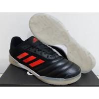 Sepatu Futsal Adidas Copa Sala 19.3 Black Red