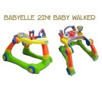 Baby Walker Baby Elle BE-018 / Baby Walker Bayi BabyElle