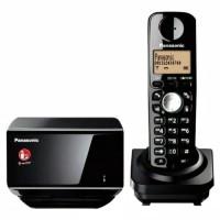 Panasonic Wireless GSM kx-tw501 GRBA / Telepon rumah kartu GSM