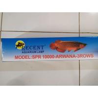 Lampu Aquarium ARWANA LED RECENT SPR 1000 AROWANA 3Rows Particular Red