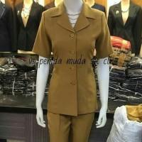 blazer baju kantor seragam dinas pemda baju pemda pns baju asn