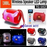 Speaker Bluetooth JBL TG-162 Wirelless Speaker LED
