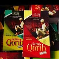 Terjemah Kitab Fathul qorib 3 Bahasa Mini Lengkap 2 Jilid Lirboyo
