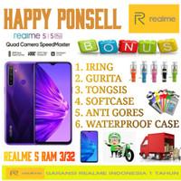 REALME 5 RAM 3/32 GARANSI RESMI REALME INDONESIA