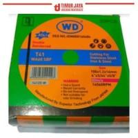 Batu Gerinda Gurinda Potong Besi Mata Cutting Wheel WD 4 X 1 Asli