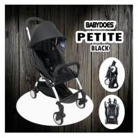 Terpercaya Stroller Bayi BABYDOES CH 338 PETITE Bisa Gojek Dan Jne