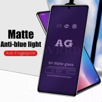 IPHONE X XS XR XS MAX TEMPERED GLASS ANTI BLUE LIGHT MATTE FULL COVER