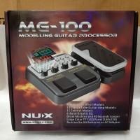 Nux MG-100 / efek gitar nux MG-100 original new