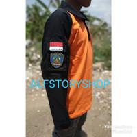 Kaos panjang Basarnas SAR Pria wanita BPBD BNPB Atasan Baju Pakaian