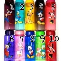 My Bottle Karakter - Botol Minum Anak Karakter H228-Babamu - Hijau