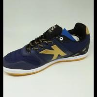 Paling Laris Sepatu Futsal Kelme Original Intense Indigo Blue New 2018