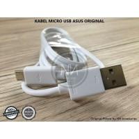 KABEL DATA MICRO USB ASUS 3 4 MAX PRO M1 M2 LIVE L1 L2 WHITE ORIGINAL