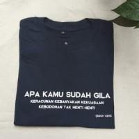 T shirt Baju Jason Ranti Quotes