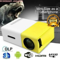 Mini Projector LED | Proyektor | Projektor YG300 | Mini Theater