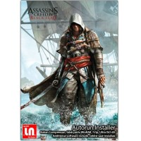 Assassin Creed IV ( 4 ) Black Flag - PC DVD Game Adv