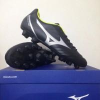 Sepatu Bola Mizuno Monarcida Neo Select Black Silver P1GA192504