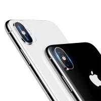 Camera Protector iPhone XS Max Nillkin InvisiFilm - Clear (2pcs)