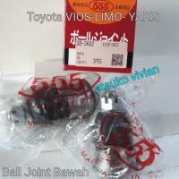 BALL JOINT TOYOTA VIOS - LIMO - YARIS - JAPAN 555 SB-3602 HARGA 1 BUAH