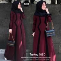 Abaya Turkey 1050 Ori Mega Store