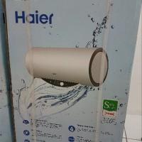 Baru Electric Water Heater 40lt HAIER Tipe ES40H-C1