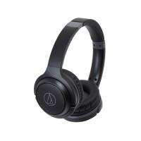 Audio Technica ATH S200BT / S200 BT Headphone On-Ear - Black