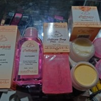paket cream collagen ori