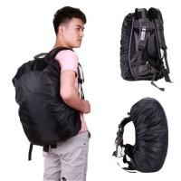 Rain Coat cover Bag - Sarung Tas Ransel Anti Air Hujan Waterproof F140