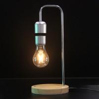JAP Magnetik Melayang Mengambang Ditangguhkan Bola Lampu Meja