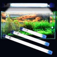 JAP 5W 7W Aquarium Ultraviolet Sterilisasi Cahaya Lampu Tangki