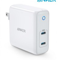 ANKER A2029 PowerPort Atom PD 2 - 60W Dual Port USB-C Wall Charger