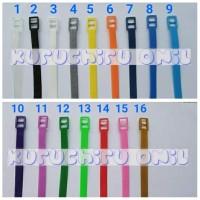 Plastic Belt Strap / Tali Koper Gesper / Tali untuk luggage tag
