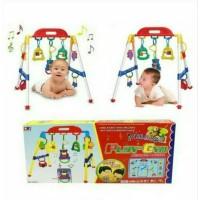 Mainan Edukasi Belajar Bayi Baby Hadiah Musika Musik Play Gym PlayGym